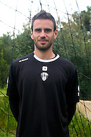 Romain PASTORELLI - 29.10.2013 - Photo Officielle - CA Bastia -<br /> Photo : Icon Sport