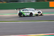 Car 8, Maxime Soulet, Andy Soucek, Wolfgang Reip during the Blancpain Endurance Series at Spa, Belguim on 30 July 2016. Photo by Jarrod Moore.