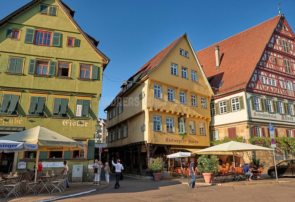 Kielmeyerhaus am Marktplatz