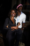 Jane Sarpong and Robert Morrison. Michelle Watches Kaleidoscope Summer party. Home House. 15 June 2005 ONE TIME USE ONLY - DO NOT ARCHIVE  © Copyright Photograph by Dafydd Jones 66 Stockwell Park Rd. London SW9 0DA Tel 020 7733 0108 www.dafjones.com