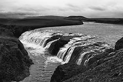Waterfall on route Sprengisandur - Foss á Sprengisandsleið