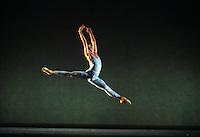 "San Francisco Ballet's JAmie Garcia Castilla in Helgi Thomasson's ""Concerto Grosso"""