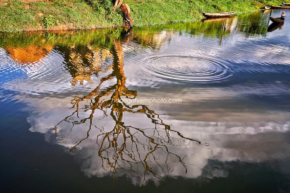 Vietnam images-landscape-Hue