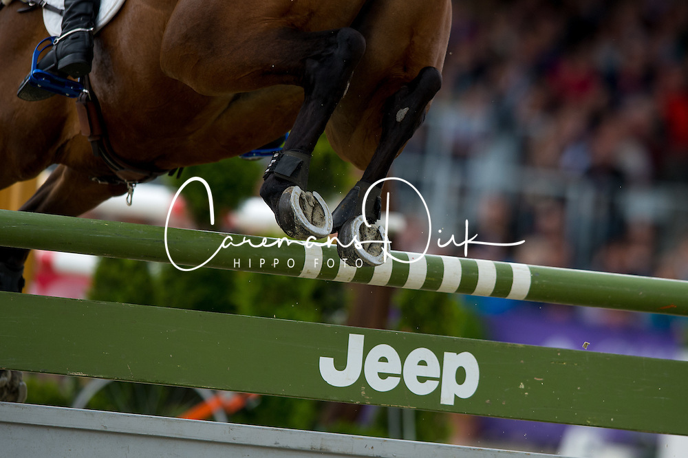 Wentworth Jolie (USA) - Good Knight<br />  CCI4* Luhmuhlen 2013<br /> &copy; Hippo Foto - Jon Stroud