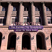Missouri, Kansas City Lyric Theater; Home Of Kansas City Symphony Orchestra