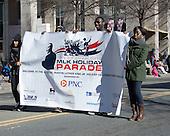 MLK Parade Uptown Charlotte