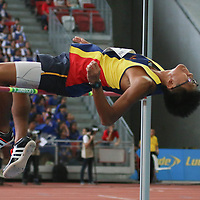 A Div Boys High Jump