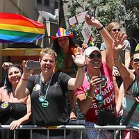 Pride Parade San Francisco, CA
