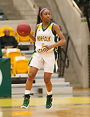 Norfolk State women beat Delaware State 61-51
