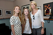 "14/07/2013  Saoirse Ronan  with Missy Keating  who stars The Sea  and her mum Yvonne Keating at the 25th Galway Film Fleadh at the Town Hall Theatre in Galway for ""An Afternoon with Saoirse Ronan hosted by Arena's Sean Rocks. Picture:Andrew Downes"