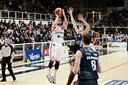 Ceron Marco<br /> Dolomiti Energia Aquila Basket Trento - Consultinvest Victoria Libertas Pesaro<br /> Lega Basket Serie A 2016/2017<br /> PalaTrento 26/03/2017<br /> Foto Ciamillo-Castoria / M. Brondi