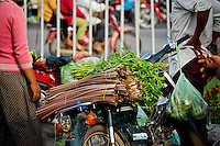 Market life in Cambodia Street life and scenes around Phnom Penh