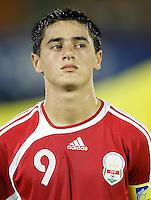 Fussball International U17 WM Korea  Tajikistian - USA Samad Shohzukhurov (TJK)