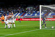 Onderwerp/Subject: Willem II - Jupiler League<br /> Reklame:  <br /> Club/Team/Country: <br /> Seizoen/Season: 2013/2014<br /> FOTO/PHOTO: Ruud BOYMANS (C) of Willem II celebrating his penalty goal with Niek VOSSEBELT (L) of Willem II and Freek HEERKENS (LL) of Willem II ( 1 - 0 ). (Photo by PICS UNITED)<br /> <br /> Trefwoorden/Keywords: <br /> #02 #04 $94 &plusmn;1372506528100<br /> Photo- &amp; Copyrights &copy; PICS UNITED <br /> P.O. Box 7164 - 5605 BE  EINDHOVEN (THE NETHERLANDS) <br /> Phone +31 (0)40 296 28 00 <br /> Fax +31 (0) 40 248 47 43 <br /> http://www.pics-united.com <br /> e-mail : sales@pics-united.com (If you would like to raise any issues regarding any aspects of products / service of PICS UNITED) or <br /> e-mail : sales@pics-united.com   <br /> <br /> ATTENTIE: <br /> Publicatie ook bij aanbieding door derden is slechts toegestaan na verkregen toestemming van Pics United. <br /> VOLLEDIGE NAAMSVERMELDING IS VERPLICHT! (&copy; PICS UNITED/Naam Fotograaf, zie veld 4 van de bestandsinfo 'credits') <br /> ATTENTION:  <br /> &copy; Pics United. Reproduction/publication of this photo by any parties is only permitted after authorisation is sought and obtained from  PICS UNITED- THE NETHERLANDS