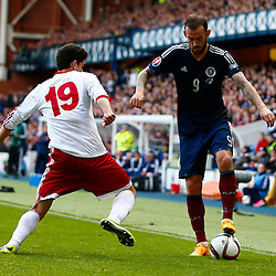 Scotland v Georgia | EURO2016 Qualifier | 11 October 2014