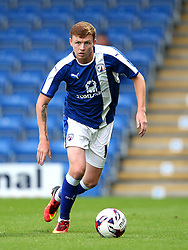 Dion Donohue of Chesterfield - Mandatory by-line: Matt McNulty/JMP - 02/08/2016 - FOOTBALL - Pro Act Stadium - Chesterfield, England - Chesterfield v Leicester City - Pre-season friendly