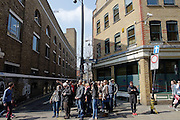 London, Brick lane