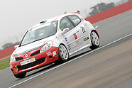 Elf Renault Clio Cup with Michelin 2008