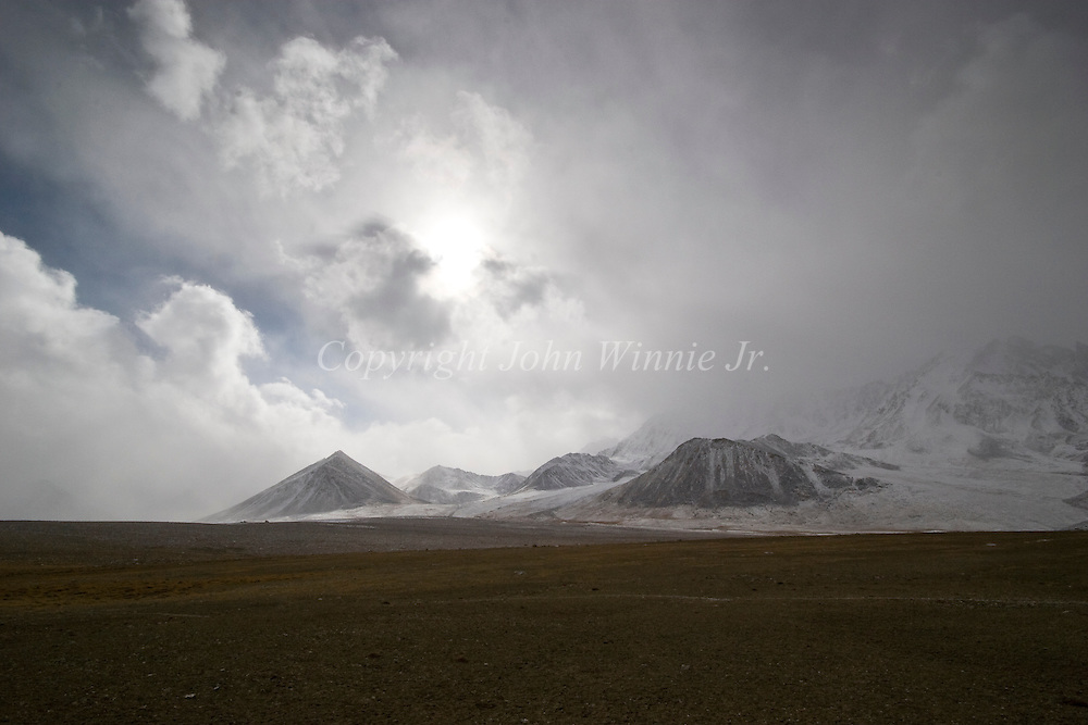 Big Pamir valley, Afghanistan.