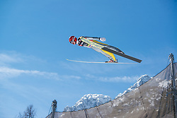 Richard Freitag (GER) during the Qulification Round of the Ski Flying Hill Individual Competition at Day 1 of FIS Ski Jumping World Cup Final 2019, on March 21, 2019 in Planica, Slovenia. Photo by Peter Podobnik / Sportida