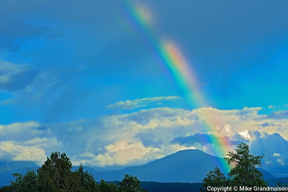 Rainbow and Coast Mountains<br /> <br /> <br /> Port Alberni<br /> British Columbia<br /> Canada