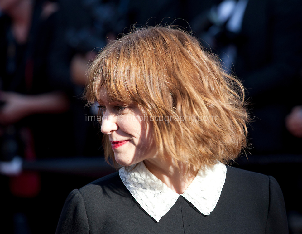 Marie-Josee Croze arriving to the Closing Ceremony and awards at the 70th Cannes Film Festival Sunday 28th May 2017, Cannes, France. Photo credit: Doreen Kennedy