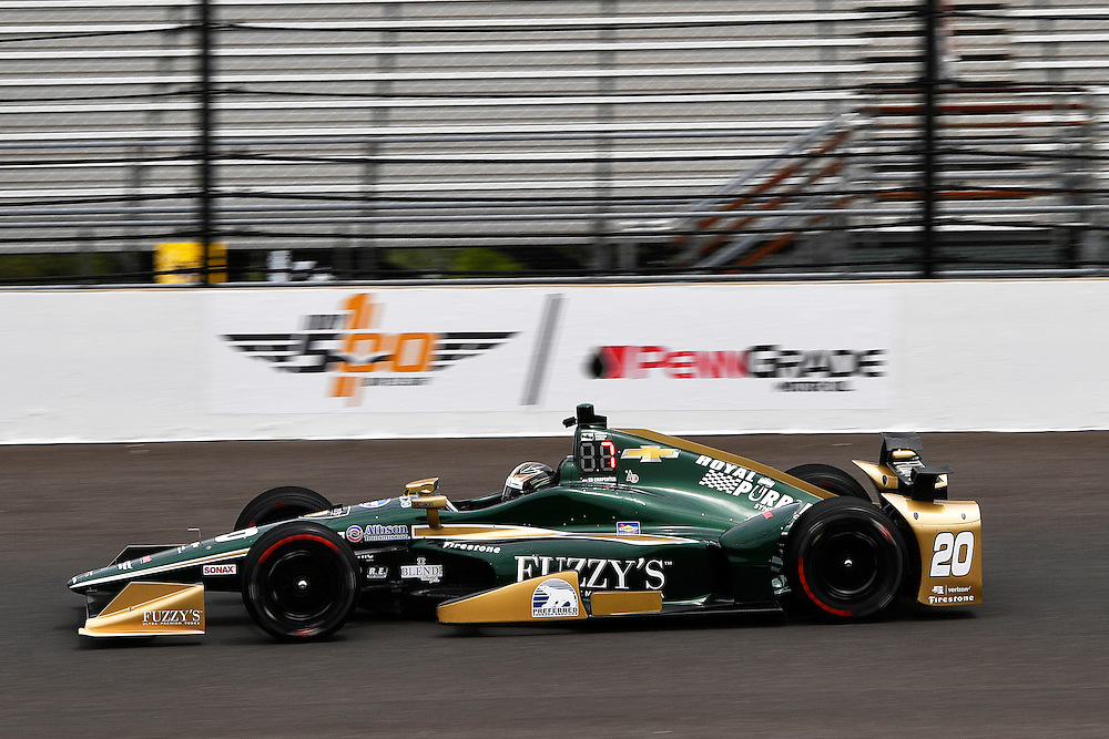 12-14 May, 2016, Indianapolis, Indiana, USA<br /> Ed Carpenter<br /> &copy;2016, Scott R LePage <br /> LAT Photo USA