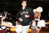 January 23, 2014: The Texas A&M International University Dustdevils play against the Oklahoma Christian University Eagles in the Eagles Nest on the campus of Oklahoma Christian University.