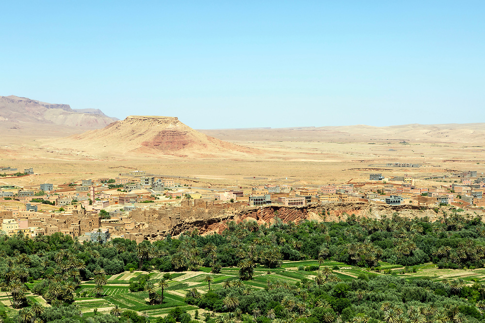 Todra / Todgha Palmeries, Southern Morocco