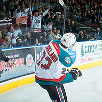 010315 Prince George Cougars at Kelowna Rockets