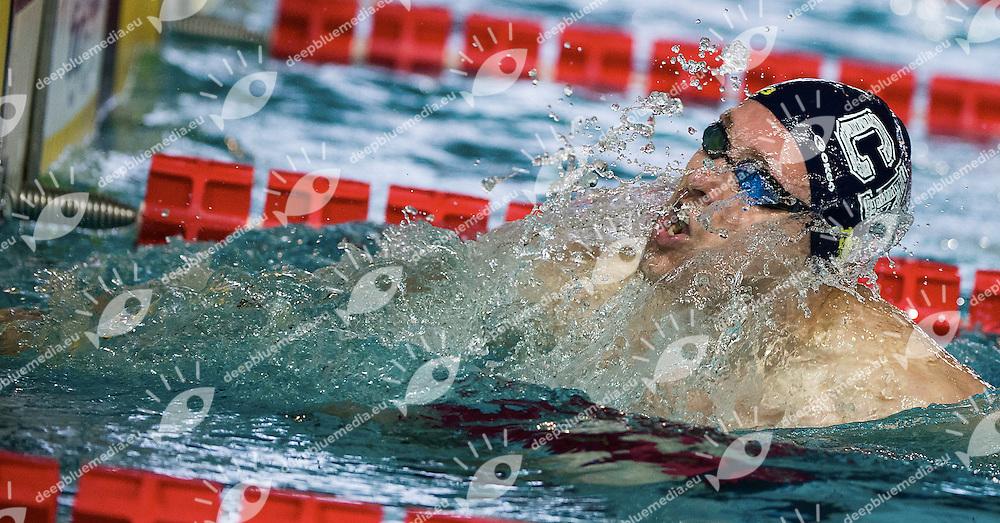 FOGNINI MarcoCentro Nuoto Torino<br /> 400 misti uomini<br /> Campionati Italiani Assoluti Nuoto Primaverili<br /> Riccione  Italy 8 - 12/04/2013<br /> Day 02 batterie<br /> Photo Giorgio Scala/Deepbluemedia/Insidefoto