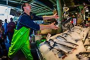 USA-Washington-Seattle-Pike Place Market