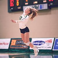 Cougar Women's Volleyball vs Winnipeg Wesmen