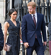 Whats Up With Meghan Markle & Prince Harry?