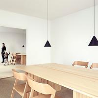 Perhejursitit Kuusiluoma & Kokko office interior
