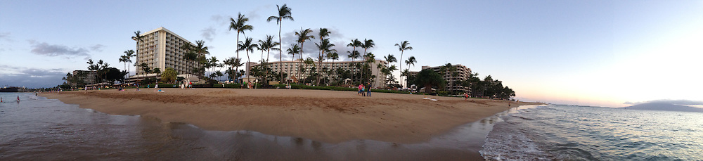Westin Resort at Kaanapali Beach (Panorama), Maui, Hawaii, US