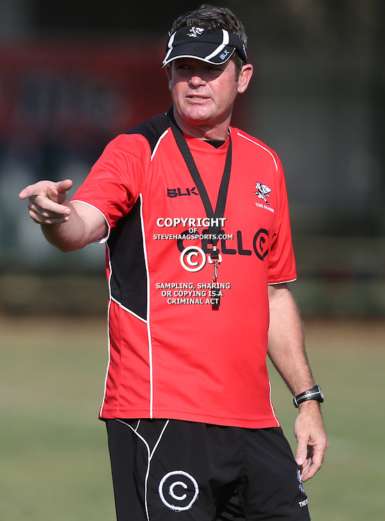 DURBAN, SOUTH AFRICA - : Sean Everitt  Skills & Attack (Assistant Coach) Africa. (Photo by Steve Haag)