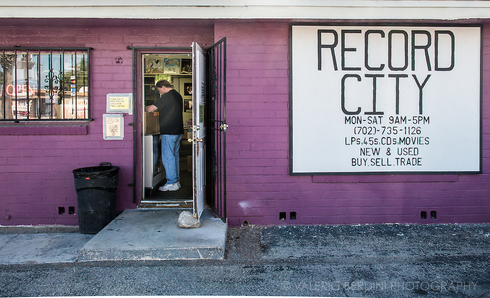 Record Store Day at Record City in Las Vegas