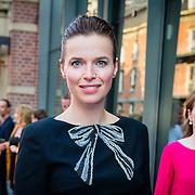 NLD/Amsterdam/20150604 - Premiere In de Ban van Broadway, Thekla Reuten