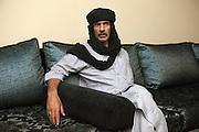 Mokhtar Al Akhdar chef de la brigade de Zenten et membre du comite militaire de Zenten.