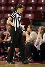 Amy Boner referee photos