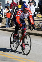 Jason Watson riding in the 2006 Navy Criterium held at the U.S. Naval Academy in Annapolis, Maryland.