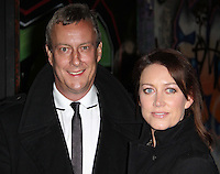Stephen Tompkinson Stephen Webster: 7 Deadly Sins And No Regrets - Launch Party, Old Vic Tunnels, London, UK, 08 December 2010:  Contact: Ian@Piqtured.com +44(0)791 626 2580 (Picture by Richard Goldschmidt)