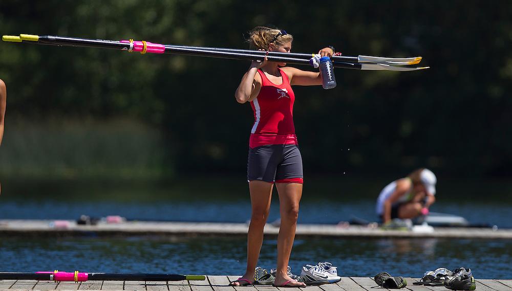 Sofia Donnecke Mckenzie Lukacs Rowing Canada photo