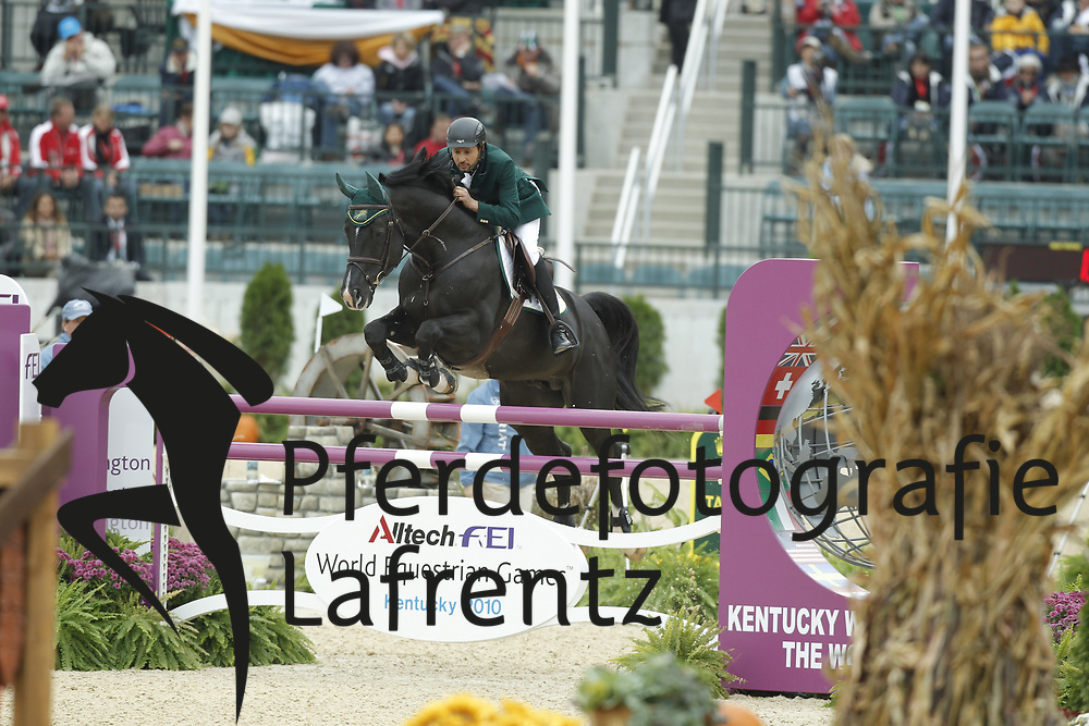 AL EID Khaled, Presley Boy<br /> Kentucky - Alltech FEI WEG 2010<br /> /Stefan Lafrentz
