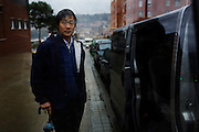 Alex J. Chang has been in Bilbao for more than four years. He runs a travel business providing private tours around Spain. He and his wife and recently born son live in Miribilla, a new district of the city, which has developed rapidly in the last decade.