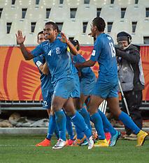 Christchurch-Football, Under 20 World Cup, Fiji v Honduras