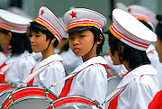 Youth band in Canton, China
