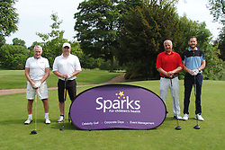 TEAM SJH PROP SERVICES, Sparks Leon Haslam Golf Day Wellingborough Golf Course Tuesday 7th June 2016