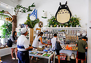 The U.S.'s First Official Studio Ghibli Pop-Up